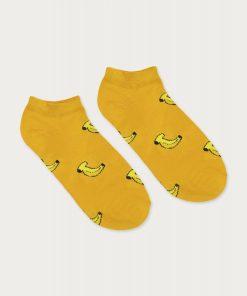 skarpetki stopki banan