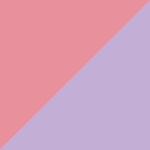 Fioletowe/różowe